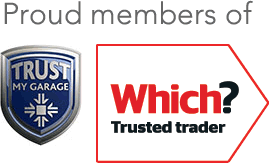 Members of Which? Trusted trader and Trust my Garage